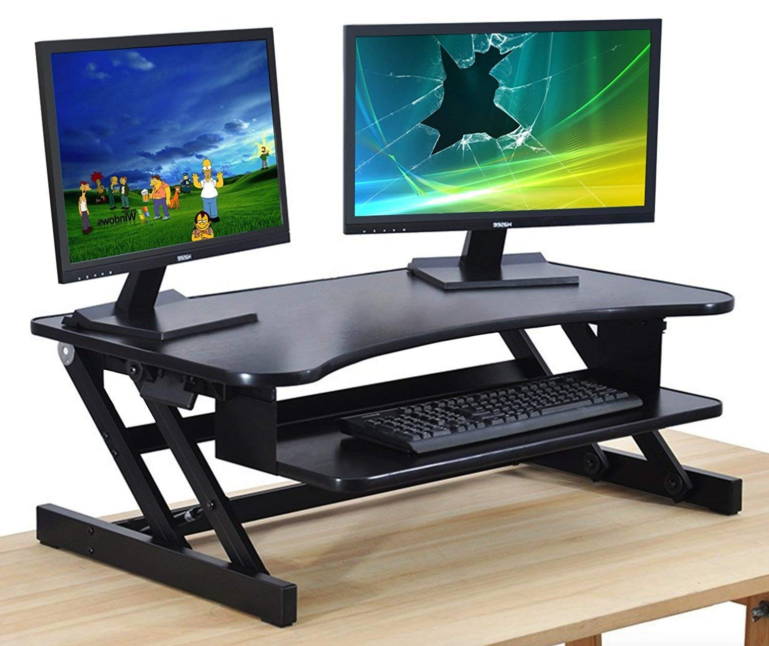 Benefits Offered by Using a Standing Desk