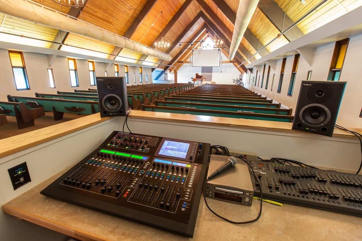 Sound Systems For Houses of Worship – Let There Be Sound