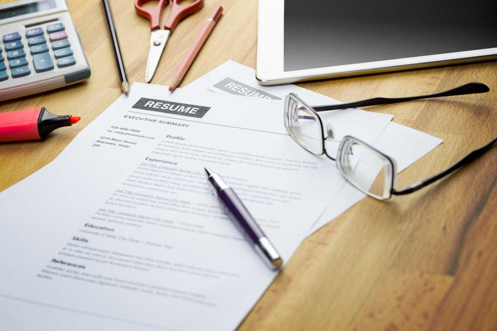 WHY IS THE FIRST PAGE OF YOUR CV MUCH MORE IMPORTANT THAN THE REST?
