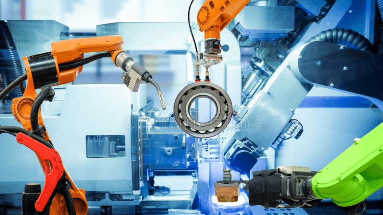 A Brief Guide on Industrial Robots