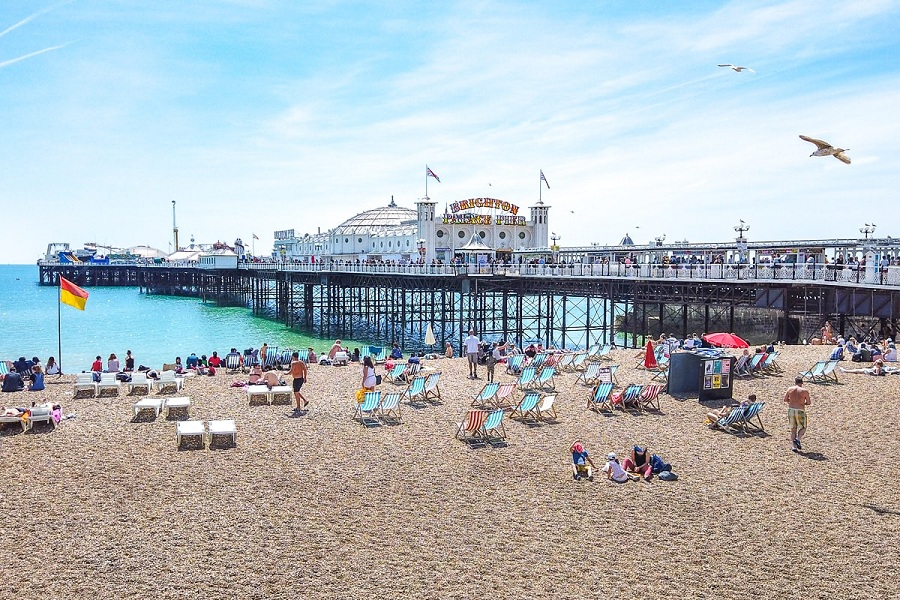 Things to do on Brighton
